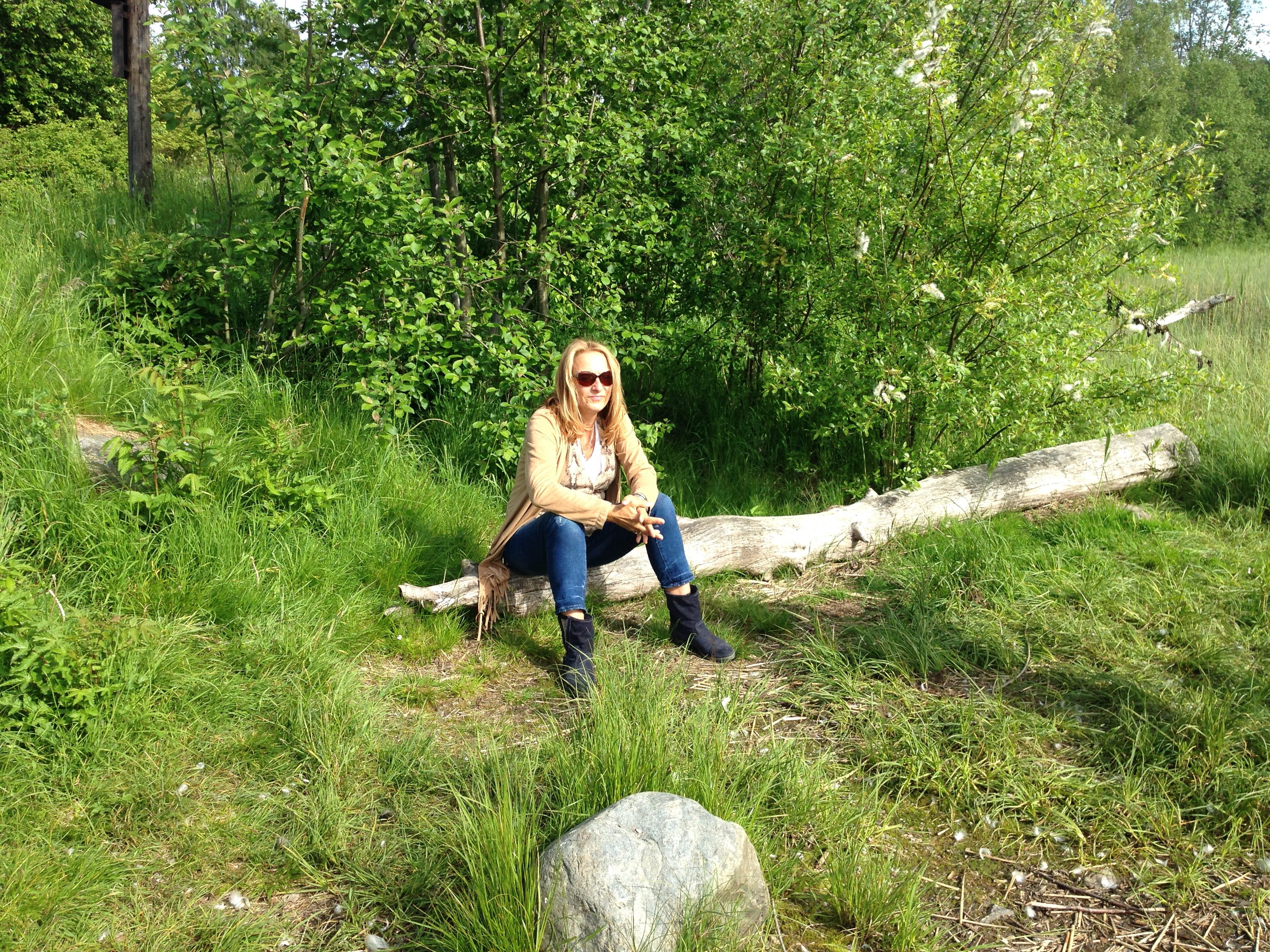 So entspannt war ich selten wie in Schweden 2015.